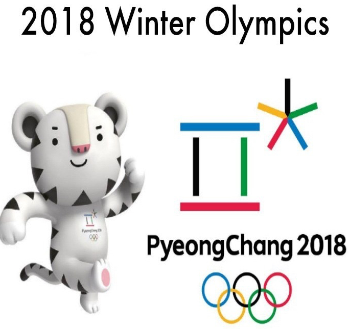 WINTER OLYMPICS PYEONG CHANG 2018